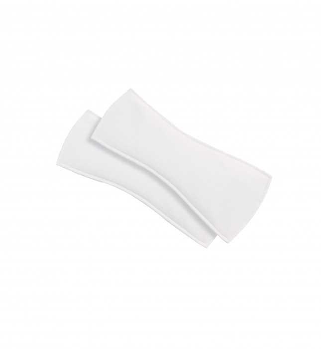 Lot de 2 protections lavables - Absorption moyenne