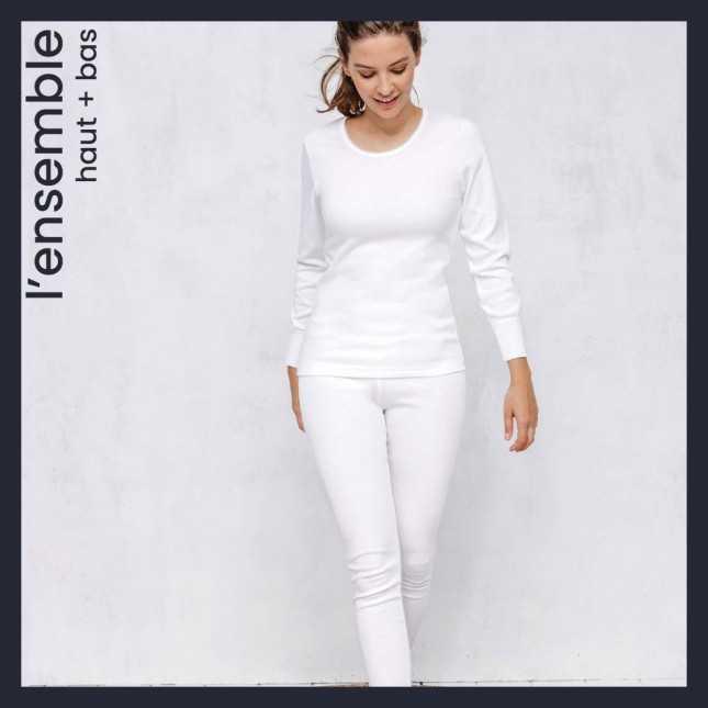 Ensemble Tee-shirt manches longues + Legging