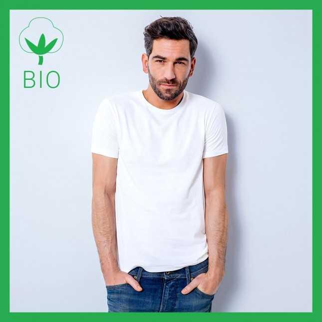 Tee-shirt manches courtes coton BIO
