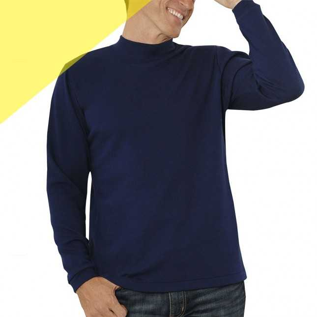 Sous-pull Homme en coton | Lemahieu