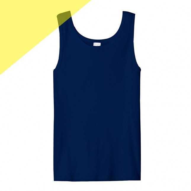 Débardeur stretch - Tee-shirt sans manche Homme   Lemahieu