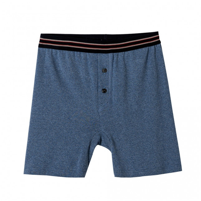 Boxer long - Shorty Homme - Made in France| Lemahieu| Lemahieu