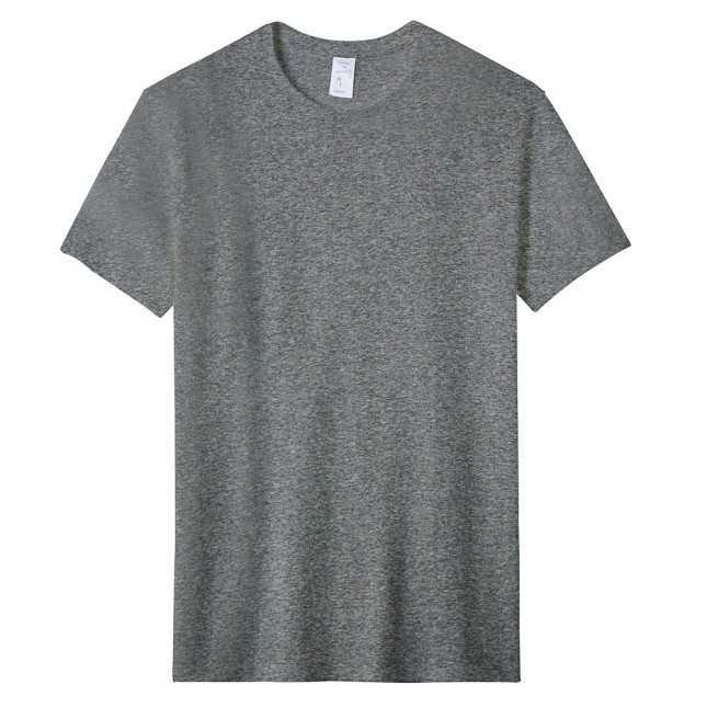 T-shirt Homme - L'Andrésien Gris chiné | Lemahieu