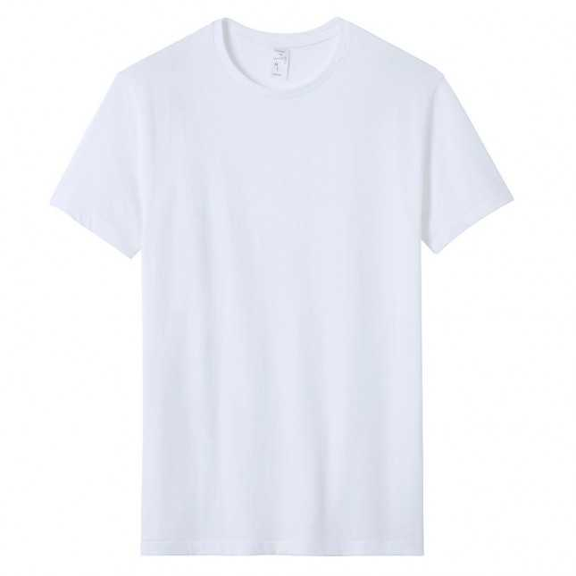 L'Andrésien Blanc - T-shirt Homme Made in France | Lemahieu
