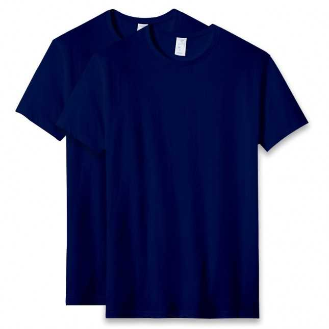 Pack T-shirt Homme Made in France - L'Andrésien Marine | Lemahieu