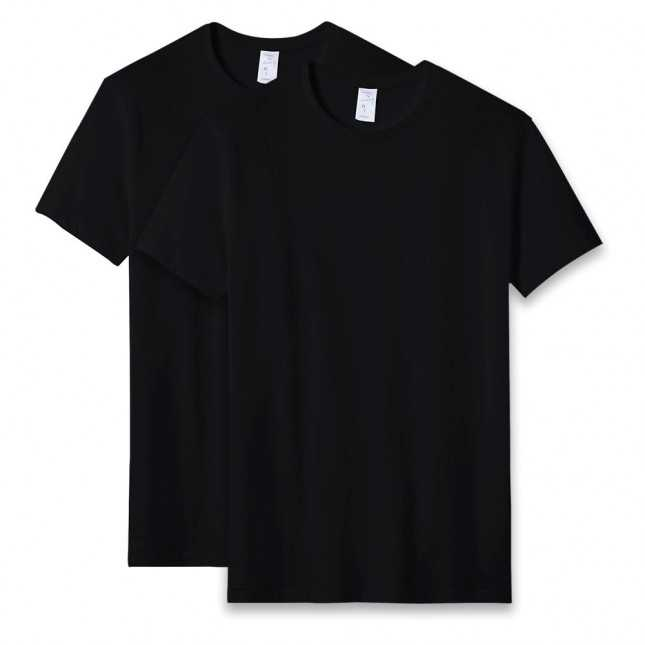 Pack T-shirt Homme Made in France - L'Andrésien Noir| Lemahieu