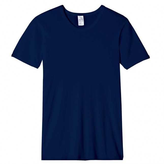 Tee-shirt Homme - Couleur - Manches courtes - 100% Coton | Lemahieu