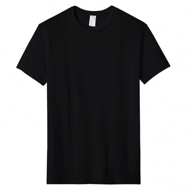 Le Jersey Noir - T-shirt Homme Made in France | Lemahieu