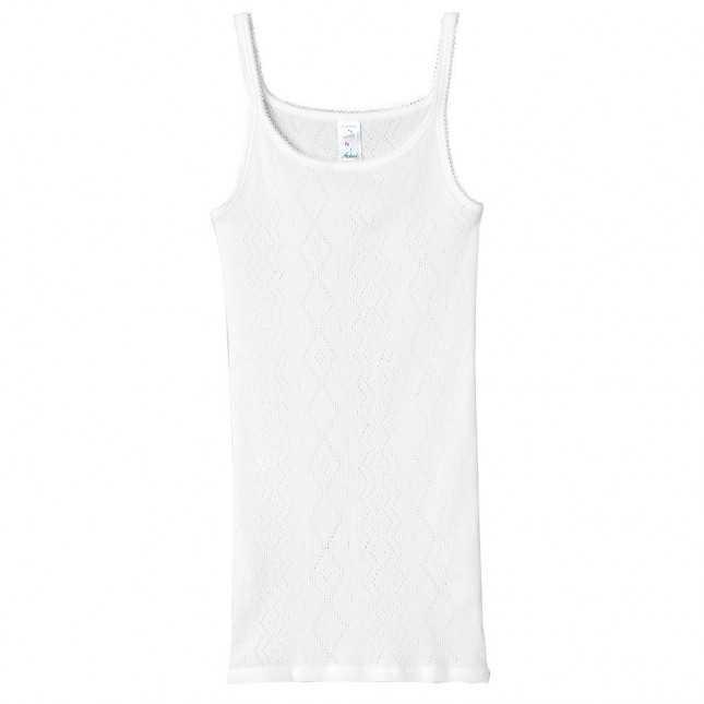 Tee-shirt fines bretelles Femme |Lemahieu
