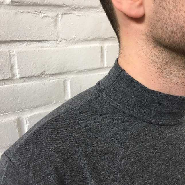 Sous-pull col roulé extra chaud