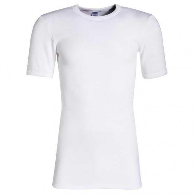 TRIBO SOFT® - T-shirt thermique Homme - Blanc | Lemahieu