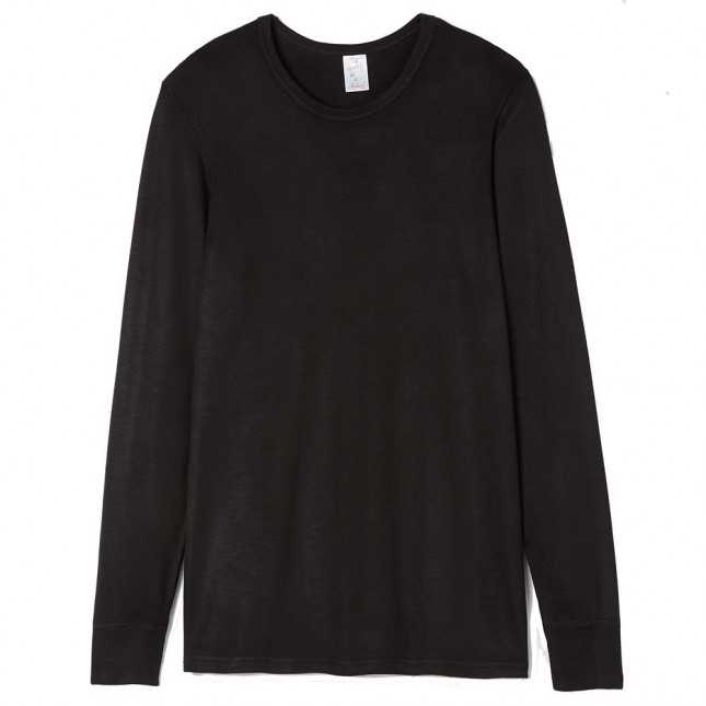 TRIBO THERMIC® - T-shirt thermique Homme – Noir