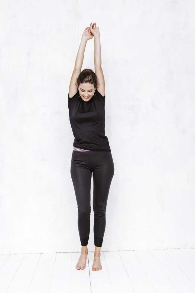 Legging ultra chaud - intérieur polaire Femme | Lemahieu
