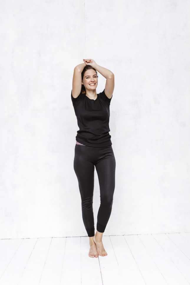Legging ultra chaud - intérieur polaire Femme   Lemahieu