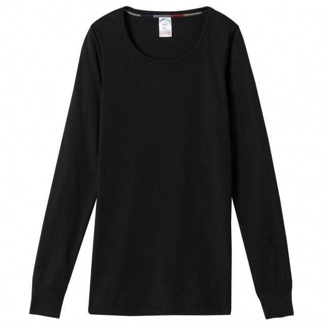 Tee-shirt manches longues extra chaud - intérieur polaire Femme | Lemahieu