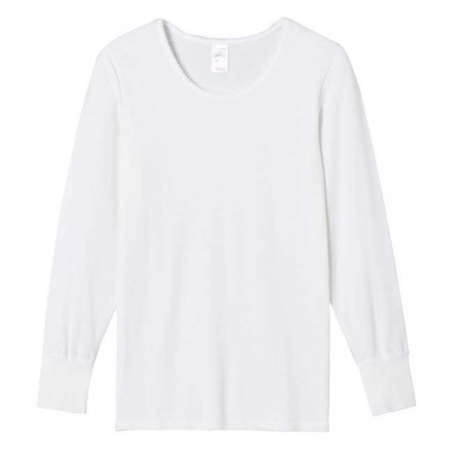 Tee-shirt manches longues ultra chaud Femme | Lemahieu