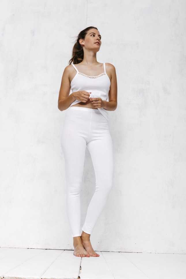 Legging en coton Femme | Lemahieu