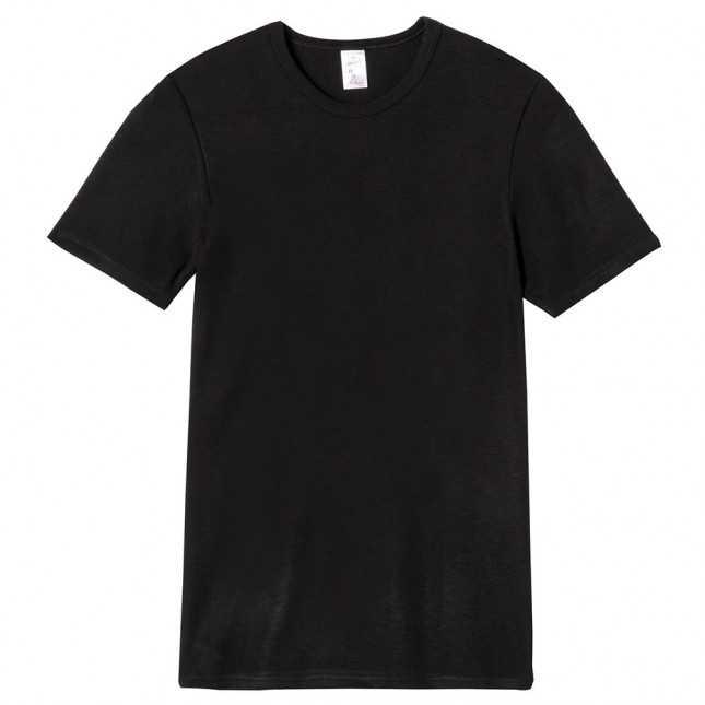 Tee-shirt col rond ultra chaud Homme | Lemahieu