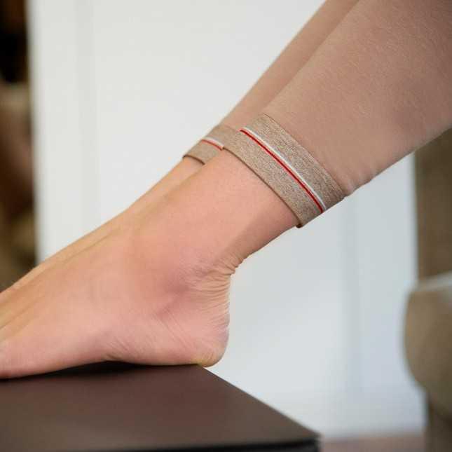 Legging coton Bio - Seigle
