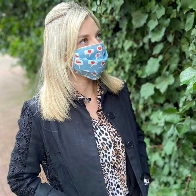 Lot de 3 Masques made in France en tissu lavable - LEM| Lemahieu