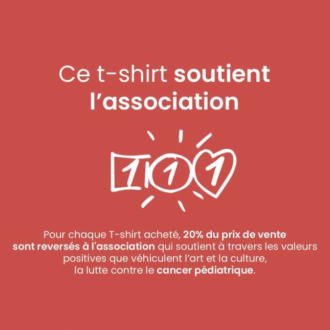 111 des Arts x LEM - T-shirt Made in France | Lemahieu