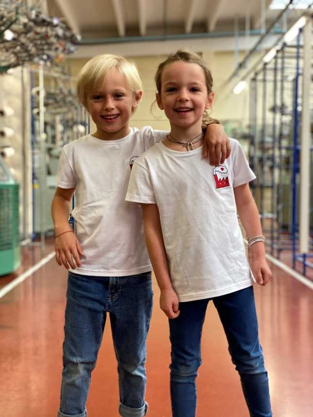 111 des Arts x LEM - T-shirt enfant Made in France | Lemahieu