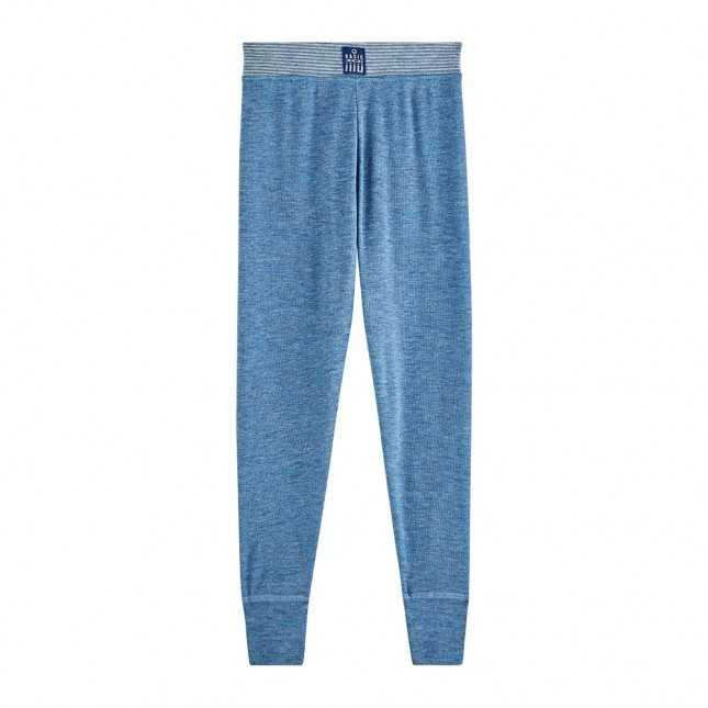 Legging thermique - Enfant - Bleu