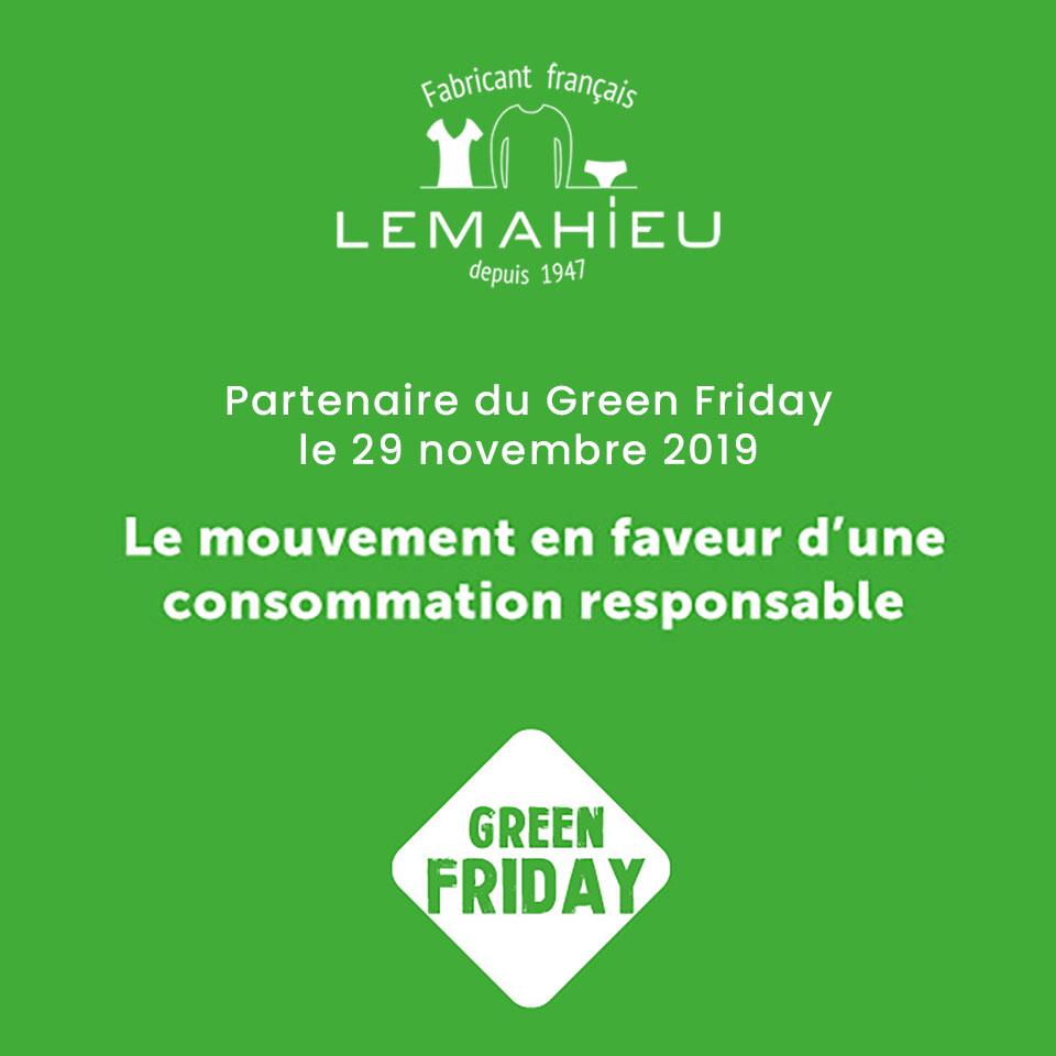Lemahieu Green Friday