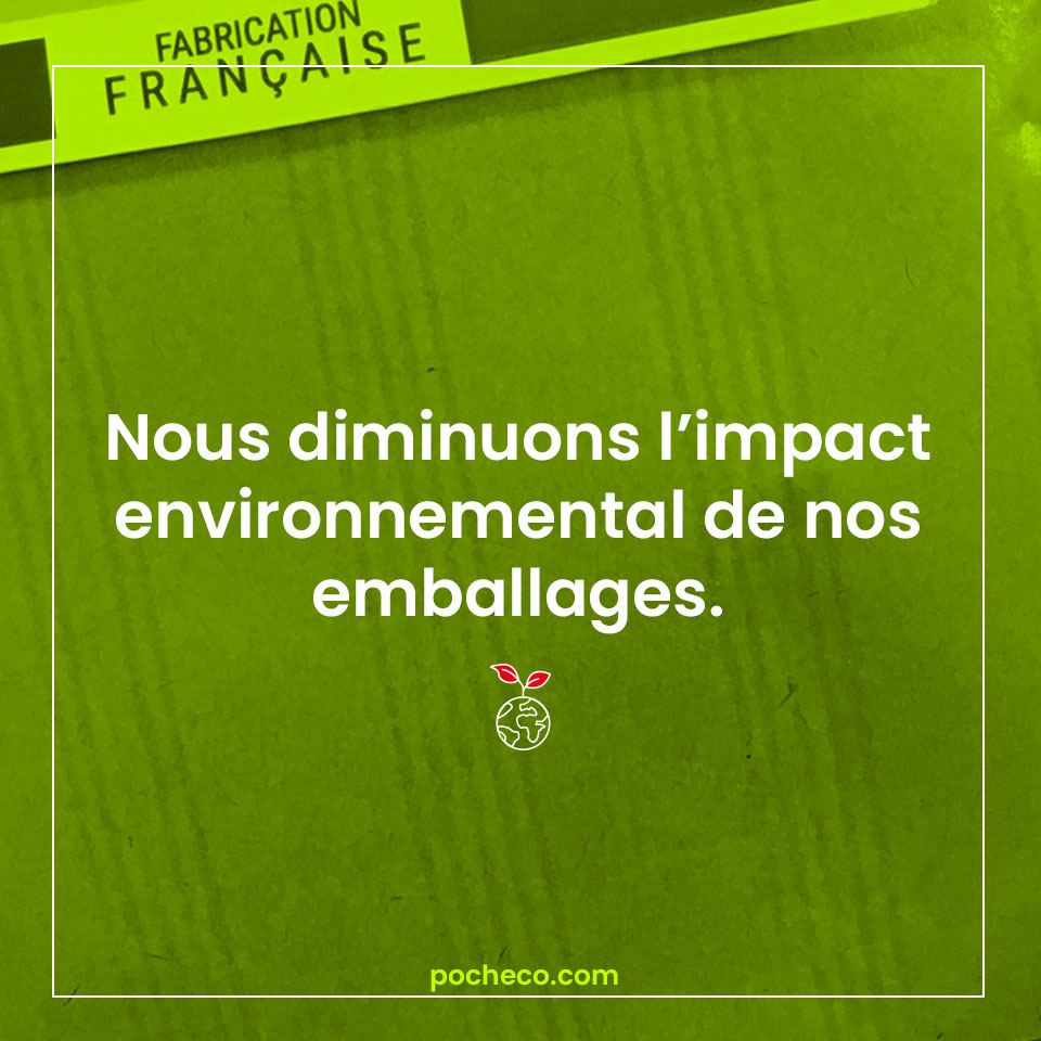 Emballage écologique - Mode responsable Lemahieu