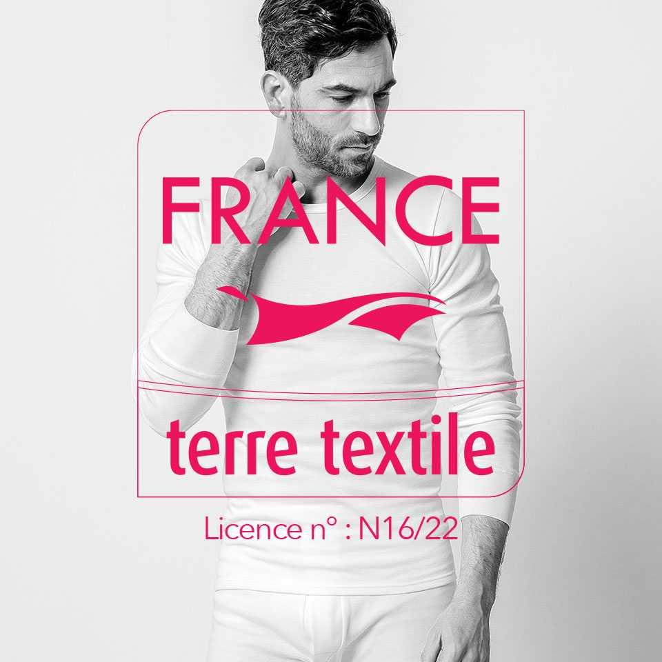 France terre textile Vêtements Lemahieu