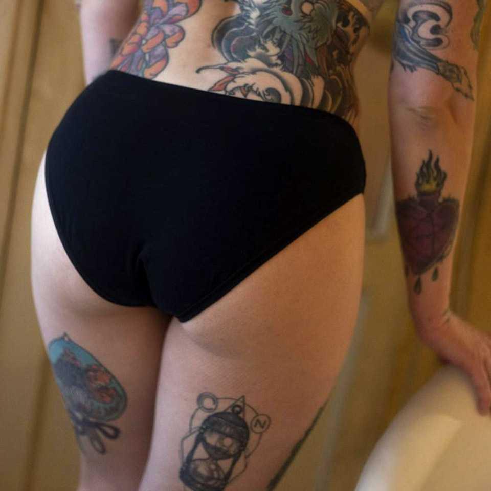 Culotte menstruelle Lemahieu
