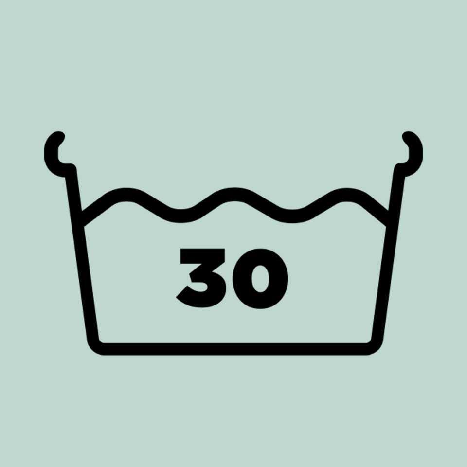 Lavage à 30° | Lemahieu