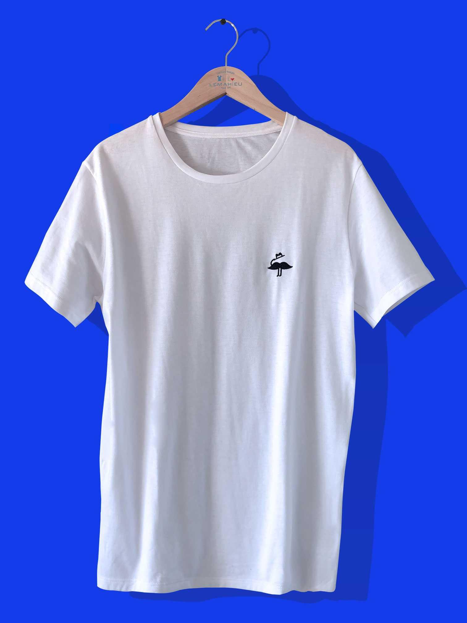 T-shirt Movember | Lemahieu
